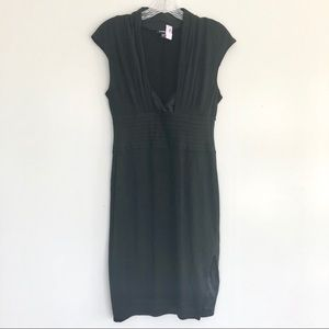 Bebe Black Dress Size XS